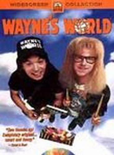 Waynes World (DVD, 2001,Region 1) Widescreen Collection