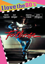 Footloose - I Love the 80's (DVD, 2008 Region 1 Widescreern)  Kevin Baco