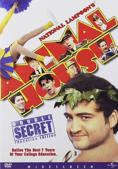 National Lampoons Animal House (DVD, 2003, Double Secret Probation Edition