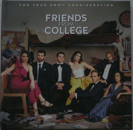 FYC 2019 Friends From College DVD (1 ) Hardback Netflix Emmy Keegan-Mich