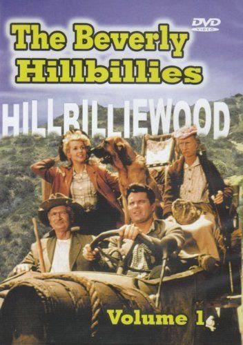 The Beverly Hillbillies: Volume 1 Three Episodes (DVD 2004 B&W) by D