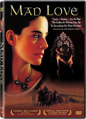 Mad Love (DVD, 2003) Pilar Lopez De Ayala  Language: Spanish  Subtitles:
