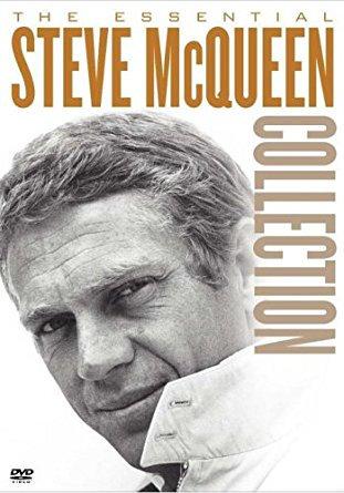 he Essential Steve McQueen Collection (Box Set 6 DVDs)