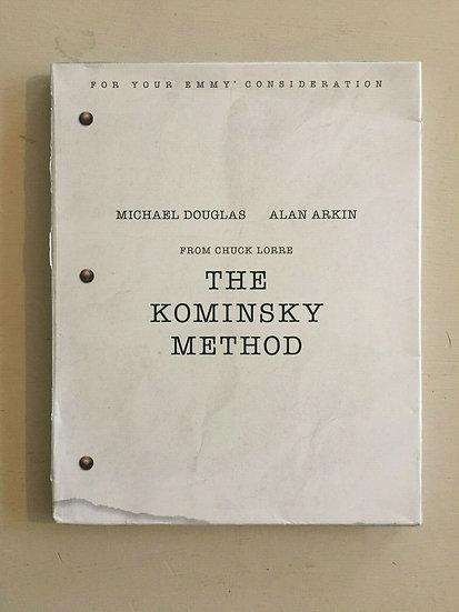 2 FYC 2019 The Kominsky Method Russian Doll DVD NETFLIX Pressbook