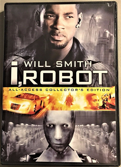 I, Robot-All Access Collectors Edition(DVD, 2005, 2-Disc Set-Wiesc