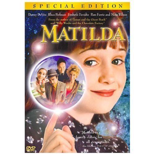 Matilda (DVD, 2005, Special Edition)