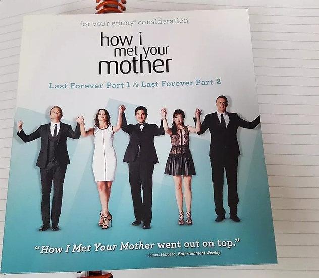 FYC 2014 how i met your mother, FYC Last Forever Part 1 & 2 DVD