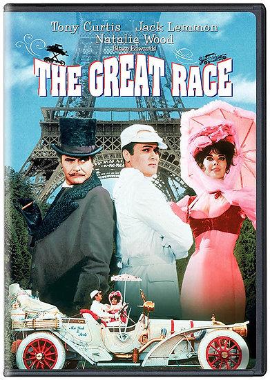The Great Race (DVD) Jack Lemmon, Tony Curtis, Natalie Wood