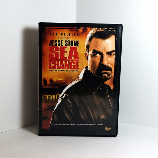NEW Jesse Stone: Sea Change (DVD, 2008) Tom Selleck