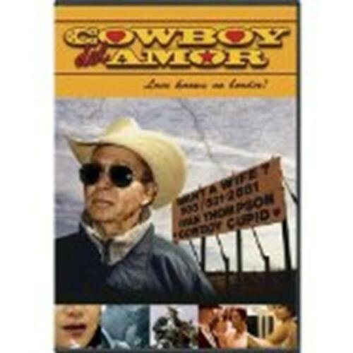 NEW COWBOY DEL AMOR (DVD, 2005, Widescreen)