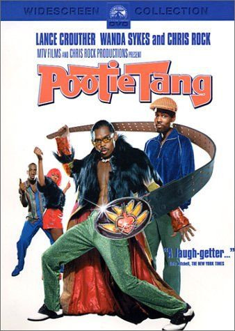 USED-Pootie Tang (DVD REGION 1)  Lance Crouther Wanda Sykes Chris Rock