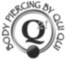 Body Piercing by Qui Qui Logo