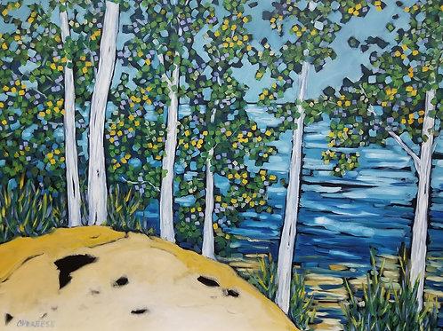 "Print ""Rolling Woodlands"""