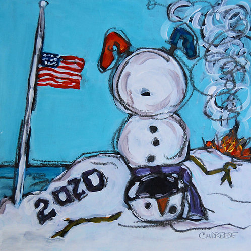 2020 Covid Print - Holiday Collection 2020