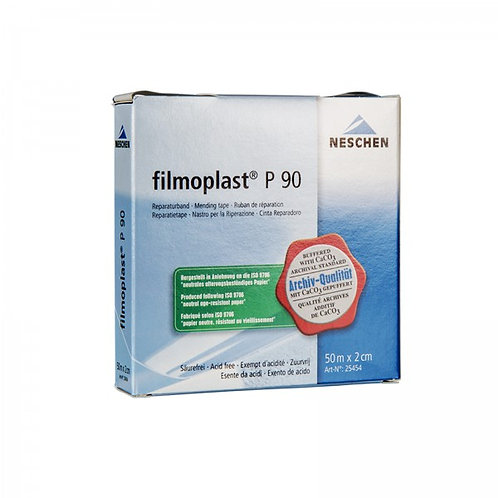 Filmoplast P90 Archival Framers Tape 10ft and 25ft