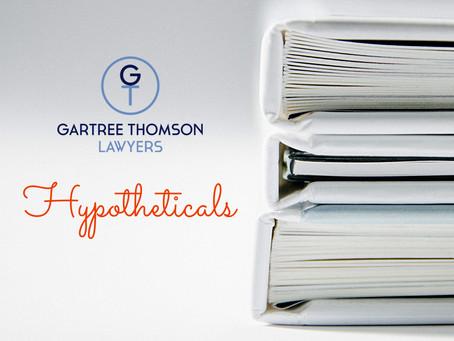 GTL Hypotheticals #2