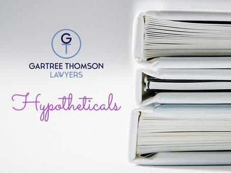 GTL Hypotheticals #1