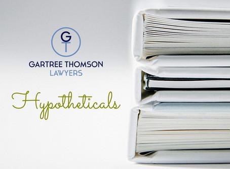 GTL Hypotheticals #3