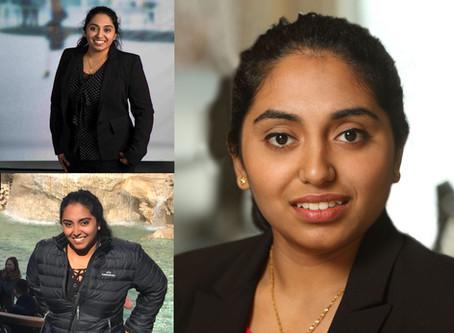 Pradha joins the GTL Team