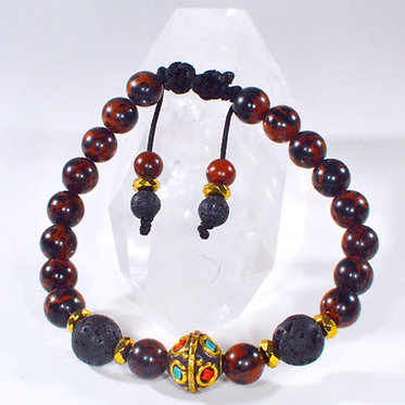 Grounding Fire Bracelet