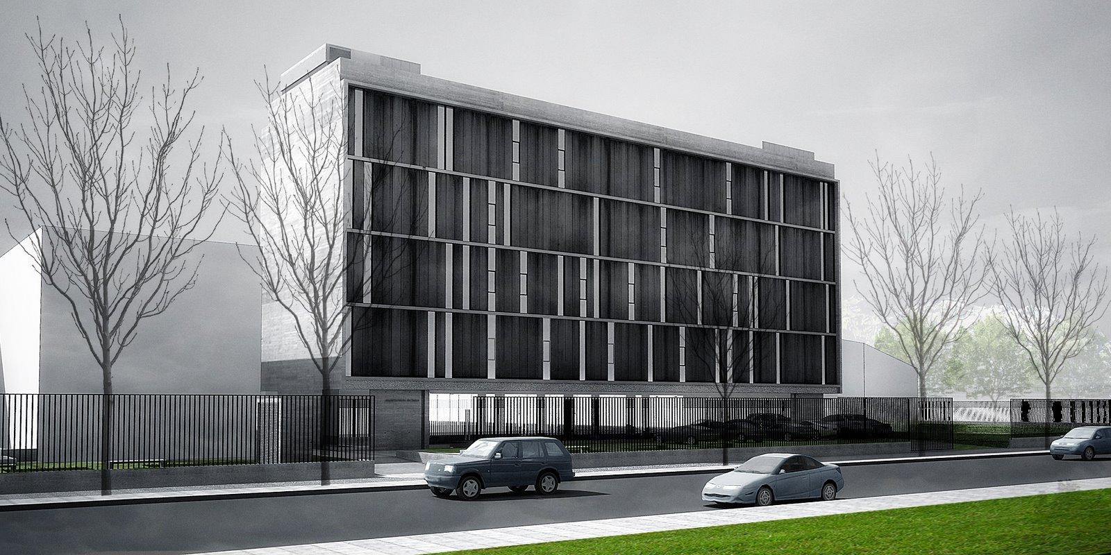 Edificio Fisica USACH