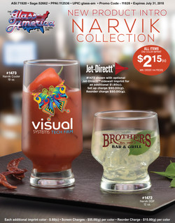 Narvik Collection Web Ad