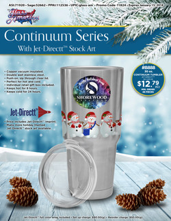 Continum Tumbler 2018 Holiday Web Ad