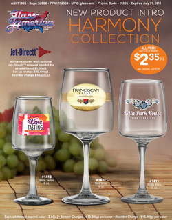 Harmony Collection Web Ad