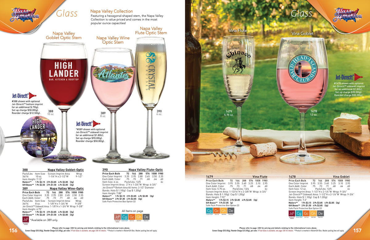 2018 Glass America Catalog