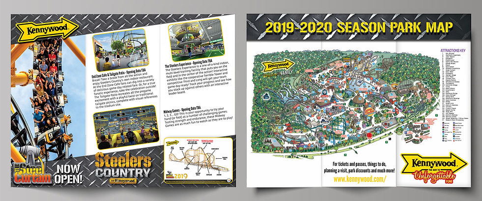 Kennywood Brochure
