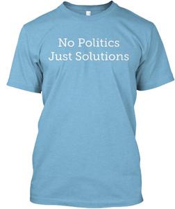 No Politics Just Solutions