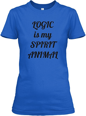Logic is my Spirt Animal