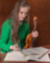 Svenja Staats Violinist
