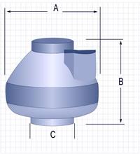 1 Radon Fan