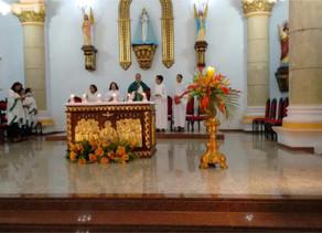TriunfoPrev comemora seus 15 anos com Missa em Ação de Graças