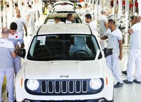 Polo Automotivo da Jeep, em Goiana, abre 500 vagas até o fim do ano