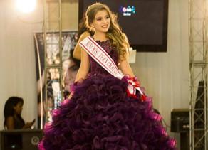 Menina de Gravatá, Agreste de Pernambuco vence concurso Mini Miss Brasil 2016