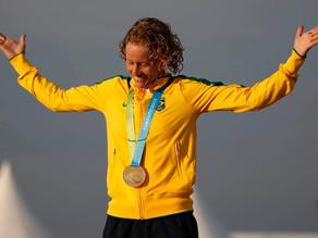 Yane Marques vence votação e será a porta-bandeira do Brasil na abertura dos Jogos Olímpicos