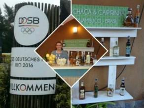 Cachaça Triumpho nas olimpíadas do Rio 2016