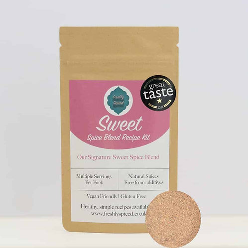 Freshly Spiced - Sweet Spice Blend