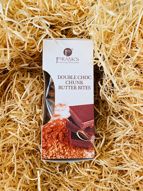 Frank's Luxury Biscuits - Double Choc Chunk Butterbites