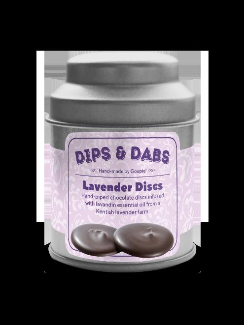 Goupie - Lavender Discs