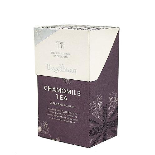 Tregothnan Chamomile Tea – 21 Sachets