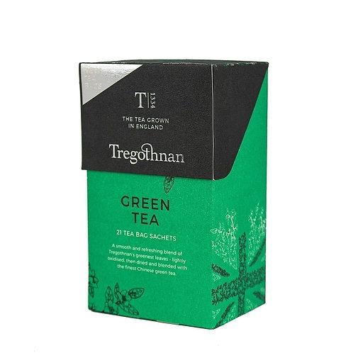 Tregothnan - Green Tea – 21 Sachets