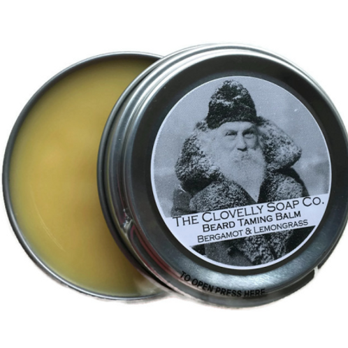 The Clovelly Soap Co - Beard Taming Balm