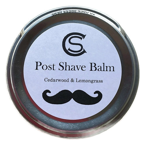 The Clovelly Soap Co - Post Shave Balm