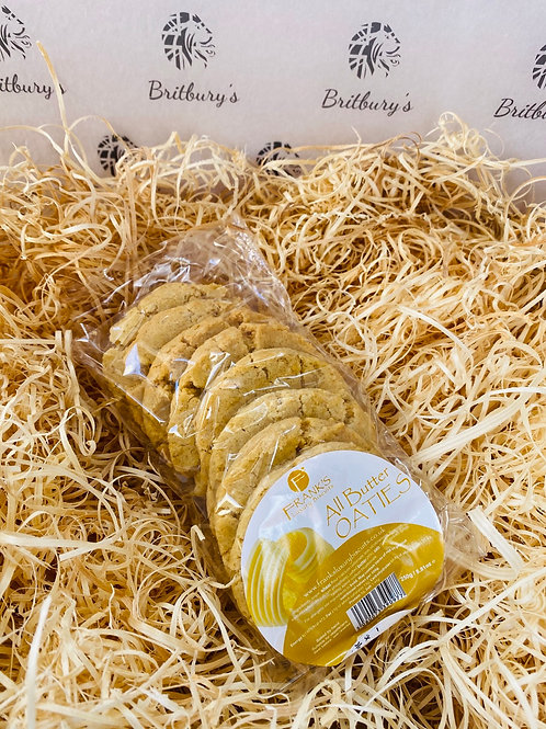 Frank's Luxury Biscuits - All Butter Oaties