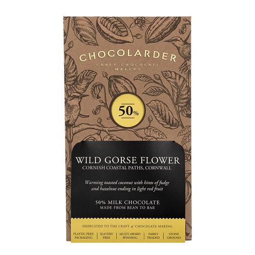 Chocolarder - Wild Gorse Flower 50% Milk