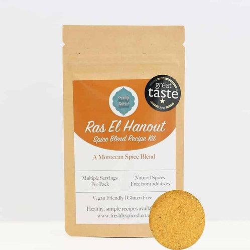 Freshly Spiced - Ras El Hanout Spice Blend