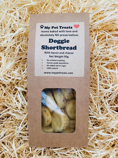 My Pet Treats -Doggie Shortbread